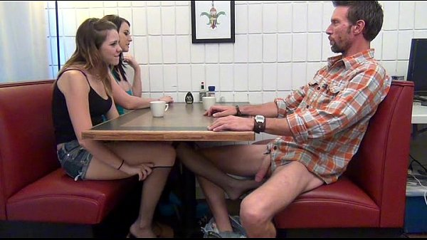 daughter-gives-footjob-and-bj-to-dad-under-the-table