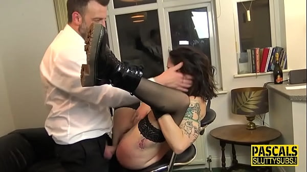 bound-submissive-spanked-and-nipples-pulled