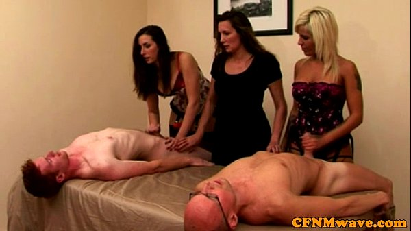 cfnm-euro-milfs-tugging-competition