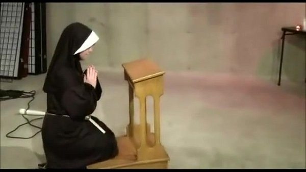 chunky-lesbian-nun-dominated-and-spanked
