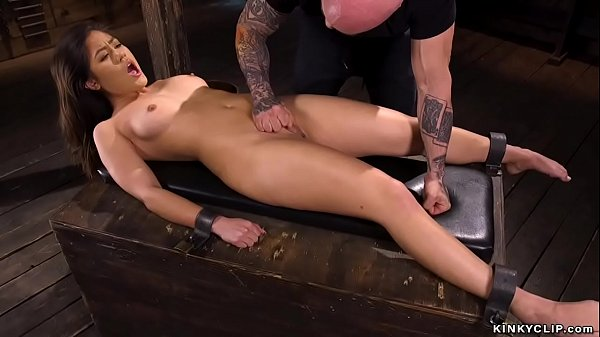 hairy-asian-is-fucked-in-suspension