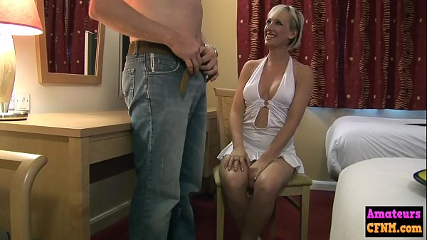 horny-blonde-babe-sucking-on-cock