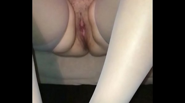 slow-motion-cum-on-wifes-white-nylons