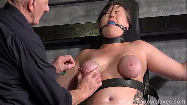 tied-slave-taylor-hearts-breast-bondage-and-elastic-punishment-of-nipples-and-fe