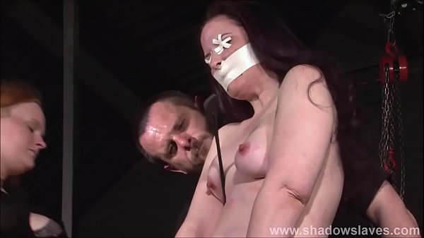 tit-whipping-and-frontal-spanking-of-slave-caroline-pierce-in-double-domination