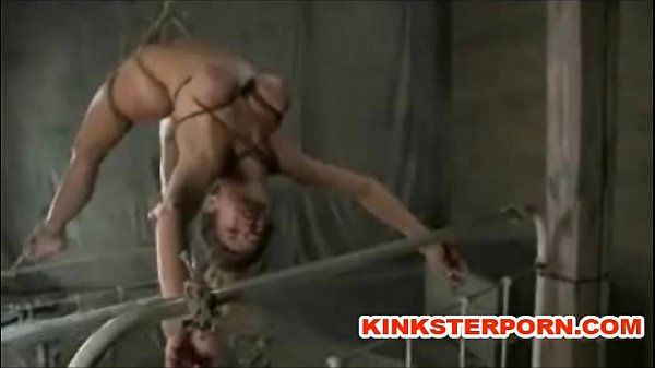 bdsm-slave-locked-in-punishment-device-and-tormented