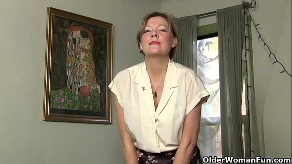 the-feel-of-nylon-gets-mom-hot-and-horny